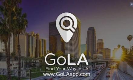 Go, Go, Go LA App Debuts