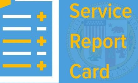 L.A. Budget Advocates' City Services Report Card