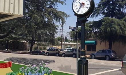 Town Clock Unveiling – Sunday, Oct 2