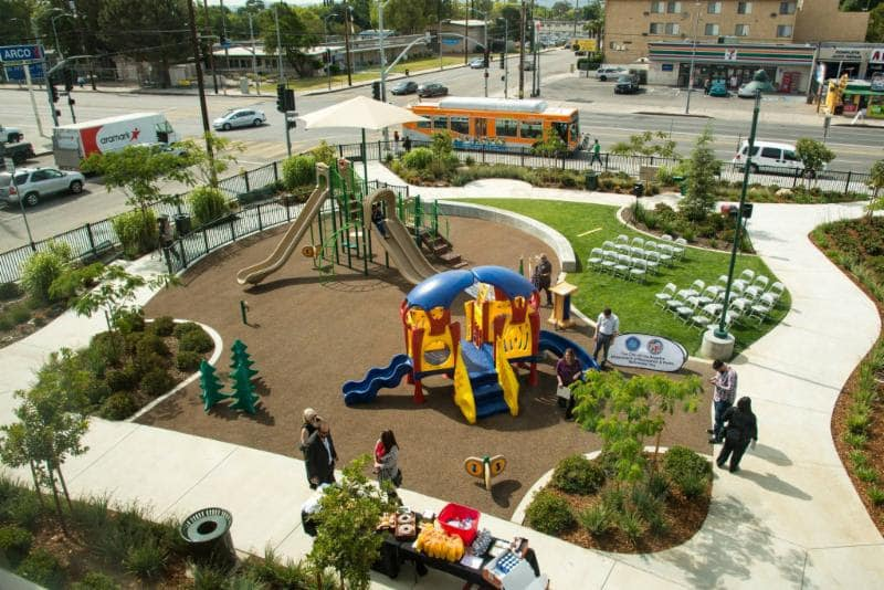 LA Increases Developer Fees to Secure More Funding for Public Parks