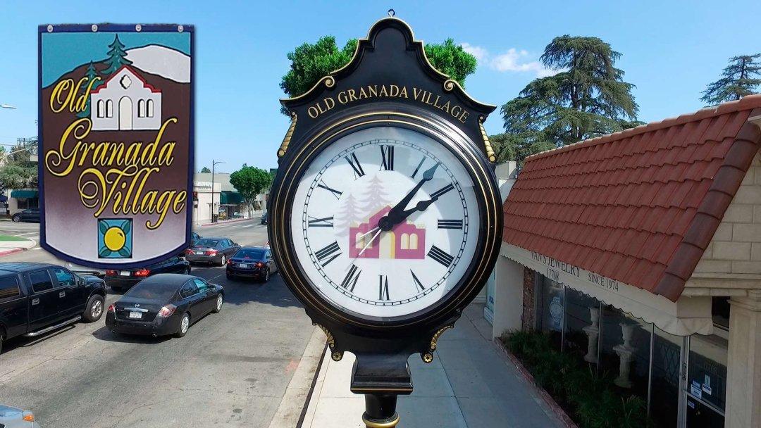 Granada Hills Town Clock Dedication Video