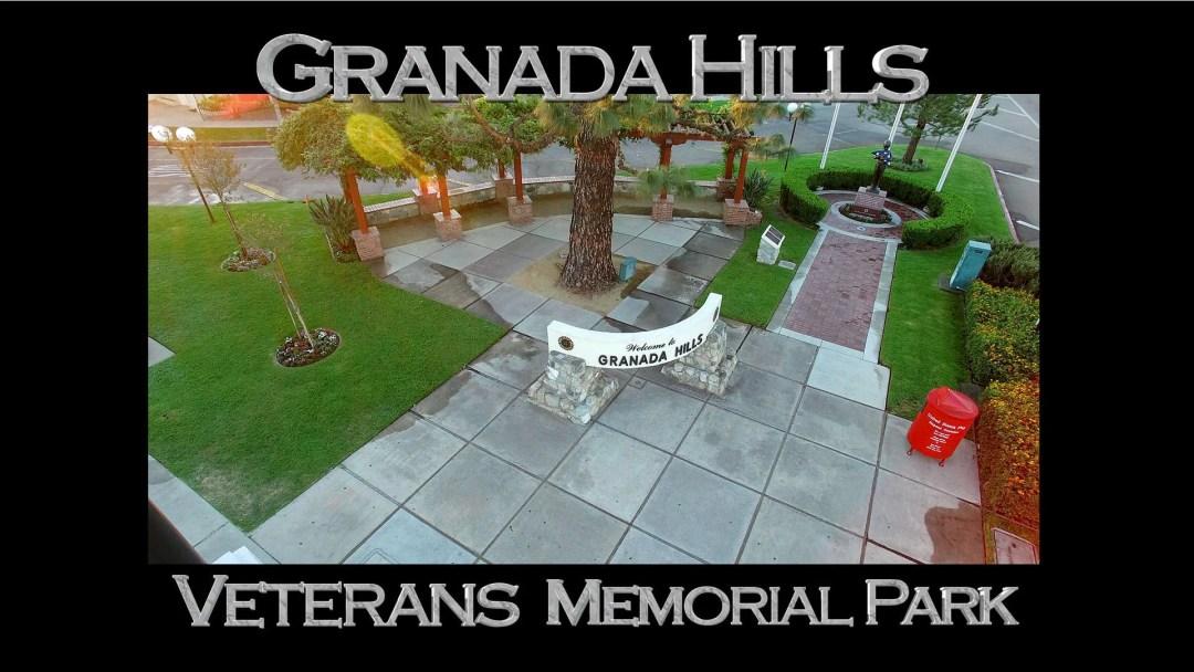 Granada Hills Veterans Memorial Park Video