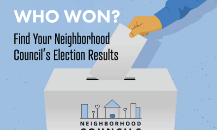 Who Won?! Find Your Neighborhood Council Election Results