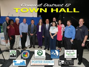 CD12 Committee Town Hall