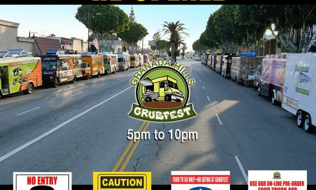Granada Hills Grubfest is Back!