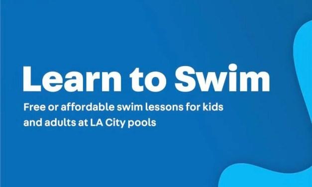 SwimLA – Free and Affordable Swim Lessons at L.A. Public Pools
