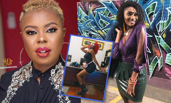 Image result for afia schwarzenegger and wendy shay