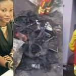 Fire guts Wendy Shay's mother's house in Germany