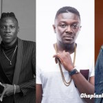 Blakk Cedi, Stonebwoy, DJ Mic Smith and Kelvyn Boy
