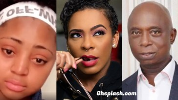 Regina Daniels, TBoss and Ned Nwoko