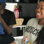 Cocotreyy and Kofi Mole