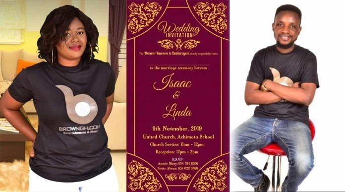 , Celebrity blogger Isaac Brown-Yawson set to marry this Saturday, GHSPLASH.COM