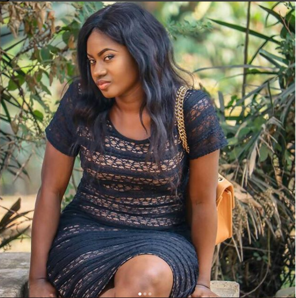 'Wild' photos of Martha Ankomah before she became born again shows God has been good 2