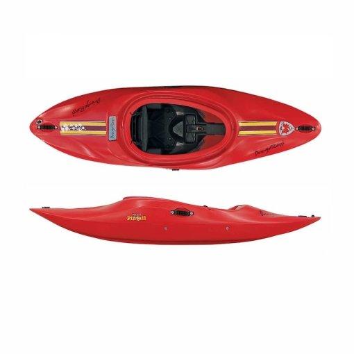 Dragorossi Pintail kayak