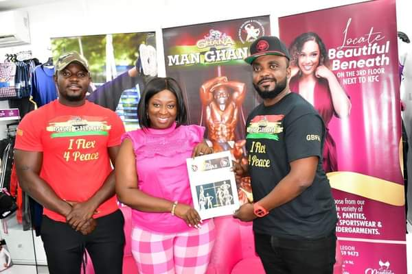 Beautiful Beneath Joins Man Ghana 2020 Sponsors - GhSportsNews