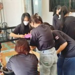 [Gallery 177] The second activity of the second project 'Preserving and promoting traditional Thai food' 3