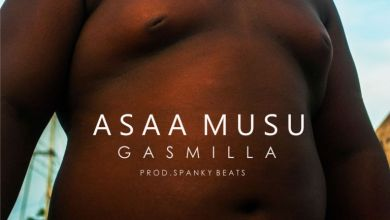 Photo of Gasmilla – Asaamusu (Prod By Spanky)
