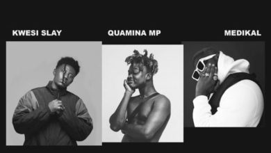 Photo of Kwesi Slay – Pussy Cat ft. Quamina Mp & Medikal