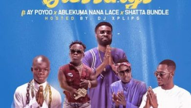 Photo of Ahkan – Blessings Ft AY Poyoo x Shatta Bundle x Ablekuma Nana Lace