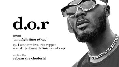 Photo of Cabum – d.o.r (Definition Of Rap)