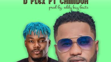 Photo of D Flex – Choco Milo Ft Camidoh (Prod. By Eddykay Beatz)
