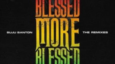 Photo of Buju Banton – Blessed (Remix) Ft Patoranking