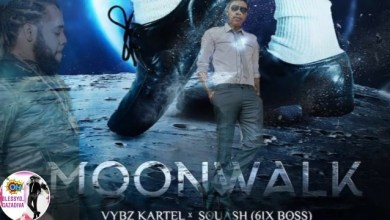 Photo of Vybz Kartel – Moon Walk Ft Squash