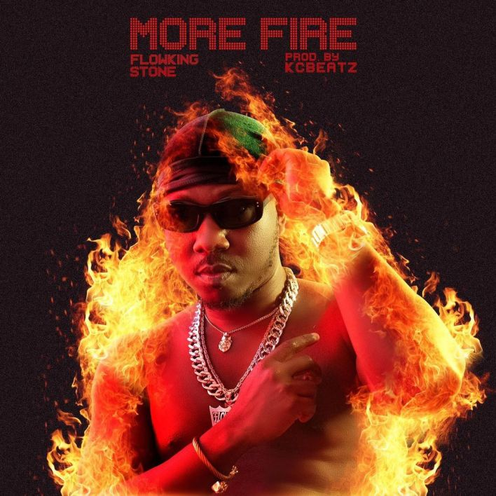 More Fire by Flowking Stone