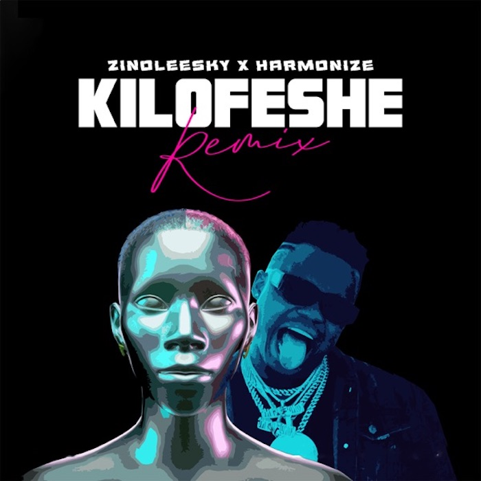 [Music] Zinoleesky Ft. Harmonize – Kilofeshe (Remix)
