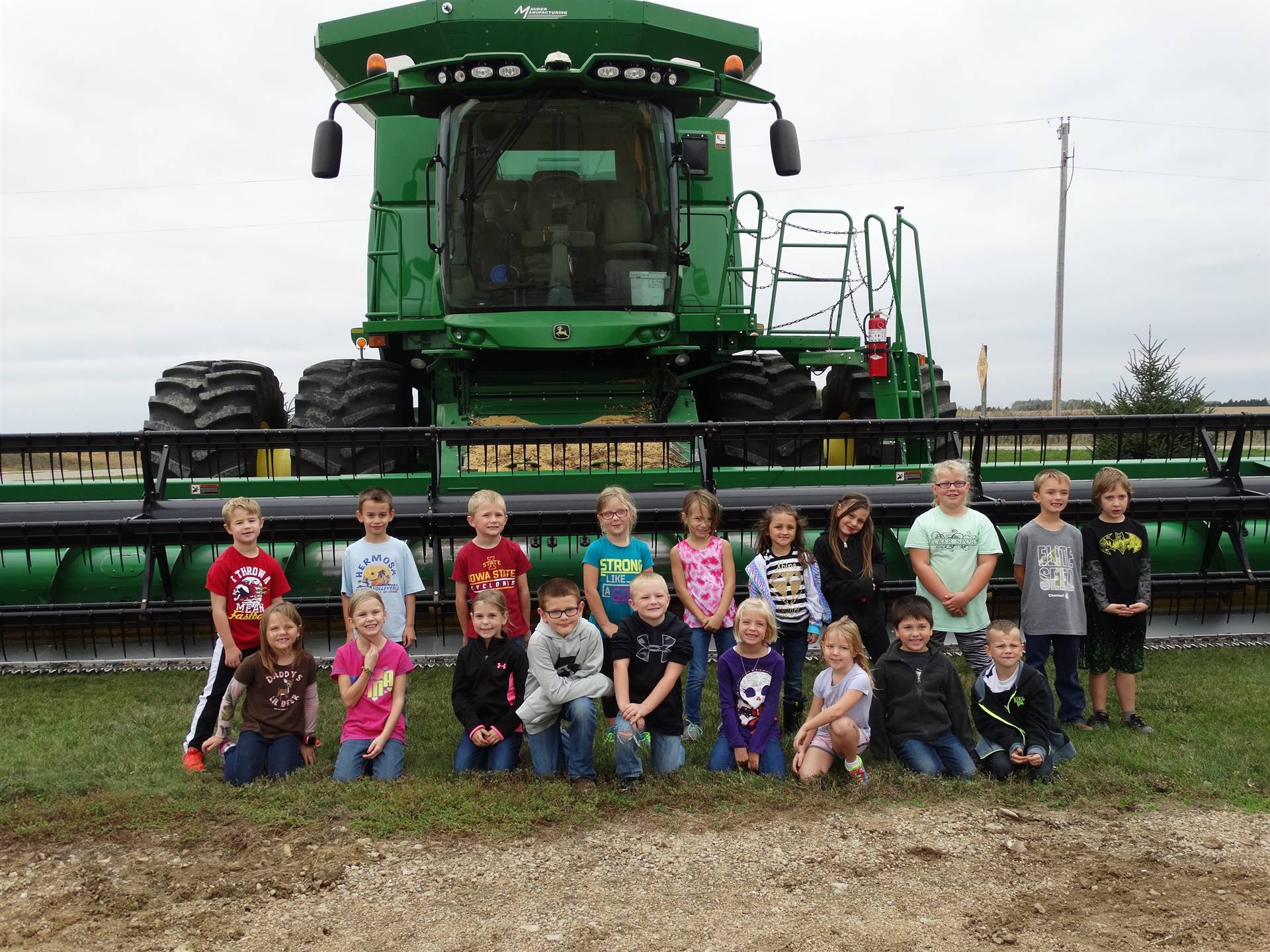 First Grade Field Trip To Davison Farms