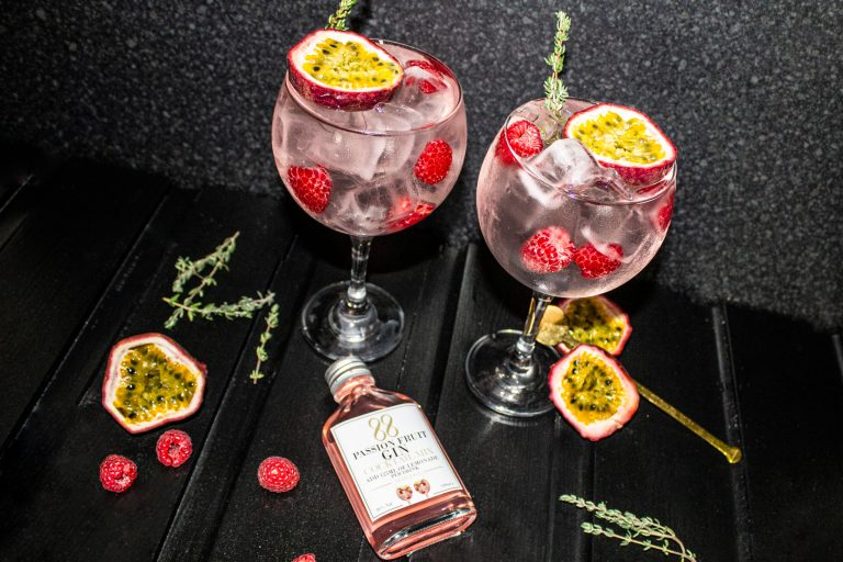 PASSION FRUIT GIN 3