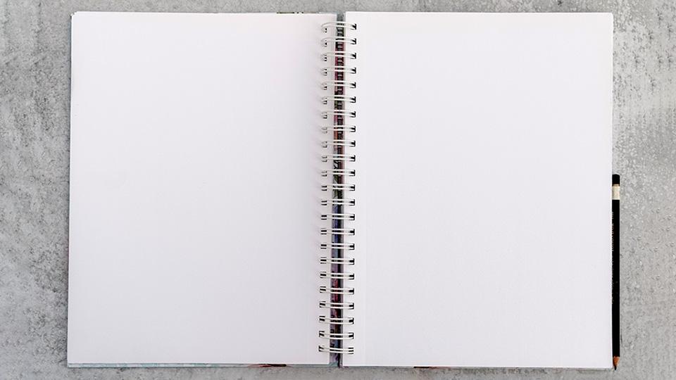 Paura da foglio bianco? 5 step per superarla alla grande