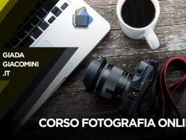 Corso Base Fotografia Online