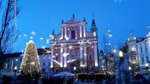 Weekend a Lubiana Slovenia Vlog Day 1