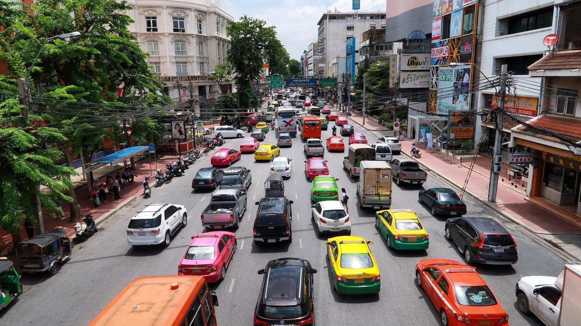 Bangkok Thailandia