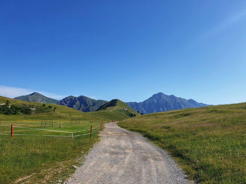 Sentiero Piani di Bobbio