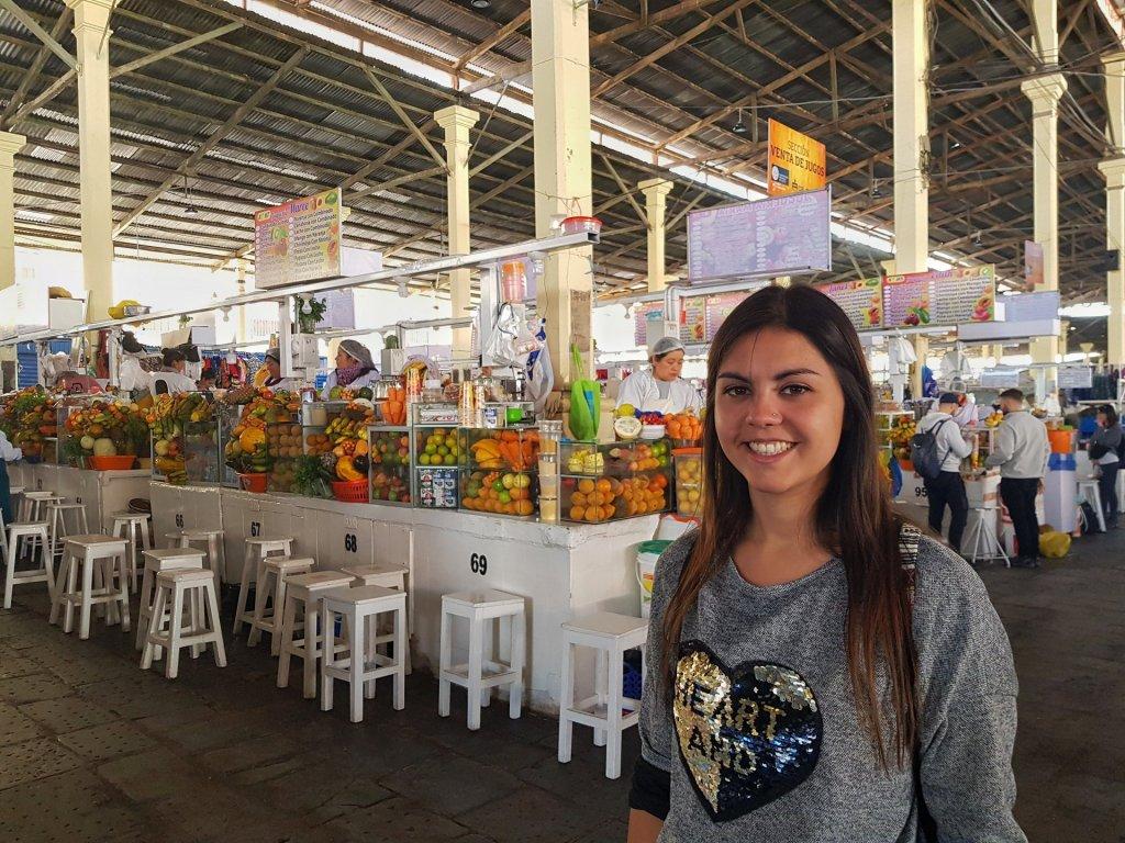 mercato di san pedro