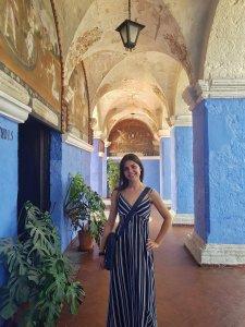 monastero santa catalina arequipa