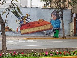 murales in giro per barranco