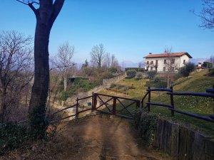 Vista dal Monte Canto