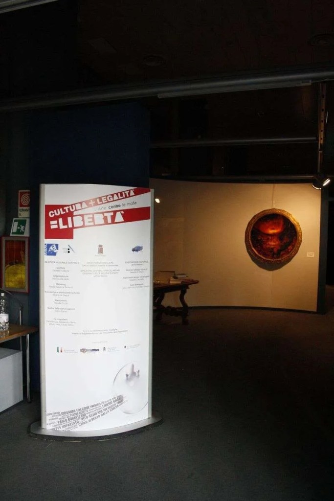 L'Arte contro le Mafie – Cultura+Legalità = Libertà – Roma