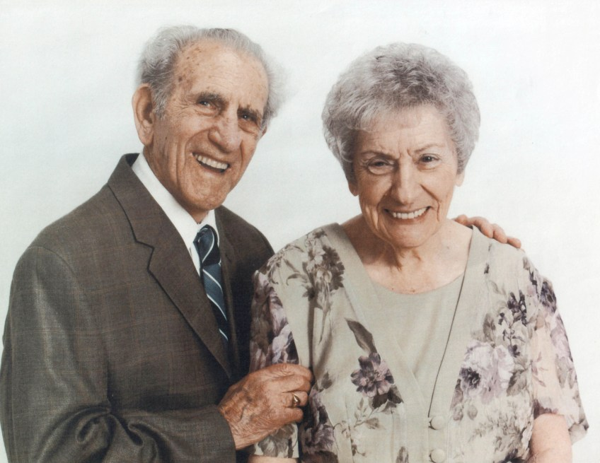 Irma and her husband