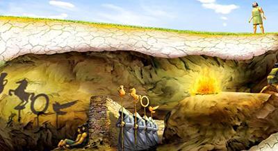 Il mito della caverna di Platone