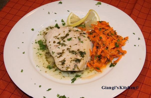 Sea-Bass-with-Lemon-Parsley-Butter-Sauce-with-grated-carrots-copy-8x6.JPG