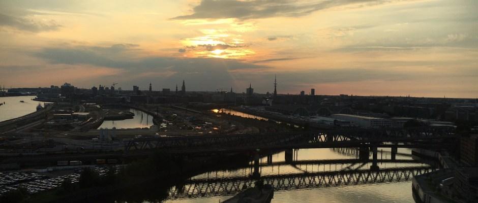 Love and Romance around the World: Hamburg