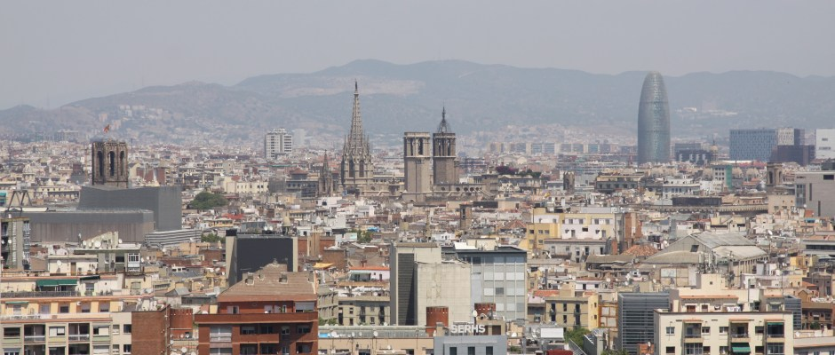 Love and Romance in Barcelona