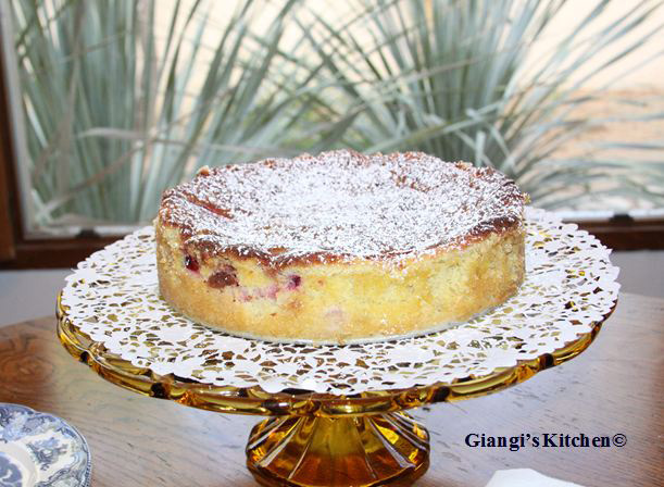 Almond Plum Cake after copy