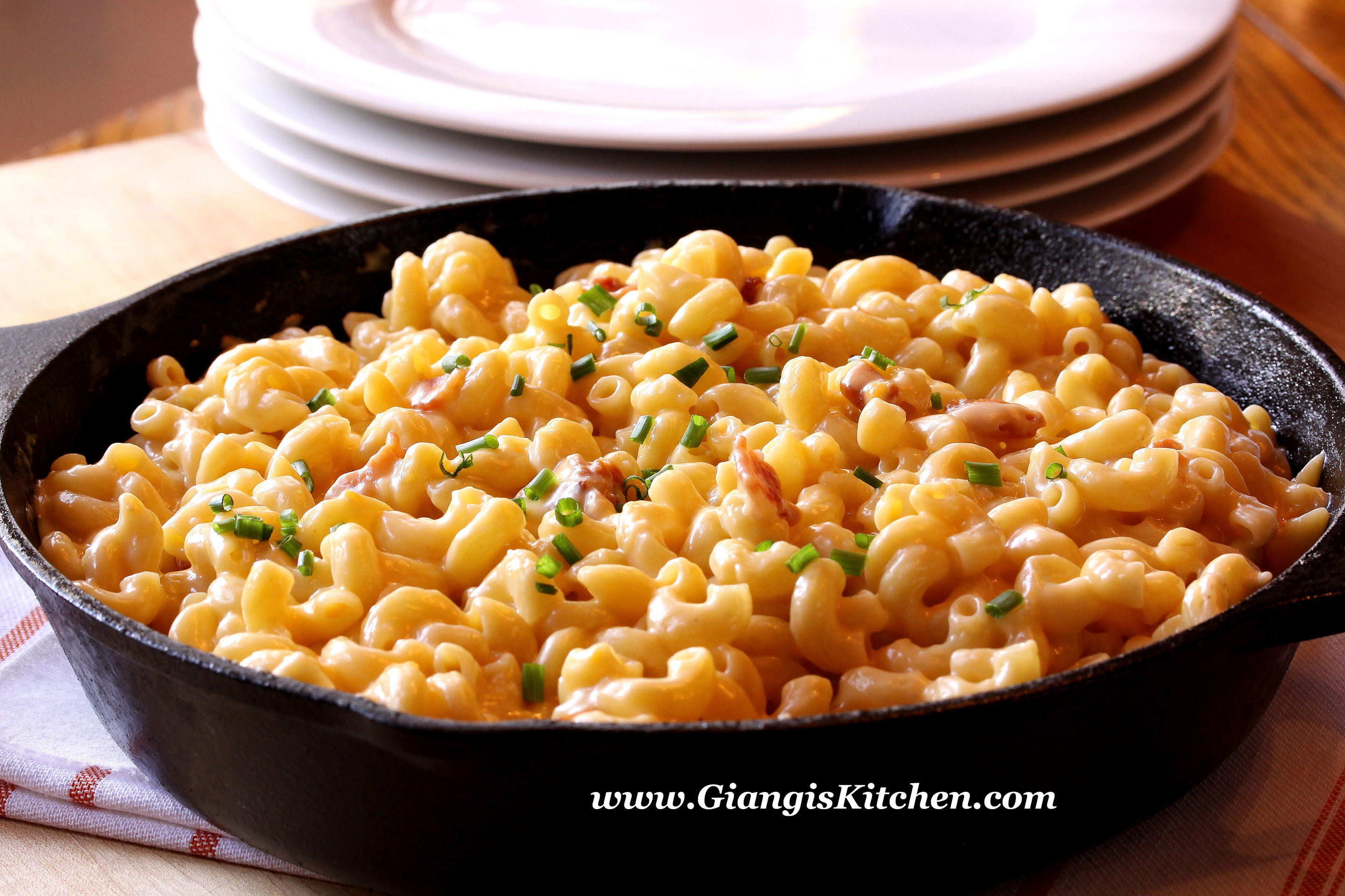 stove top macaroni and cheese. copy