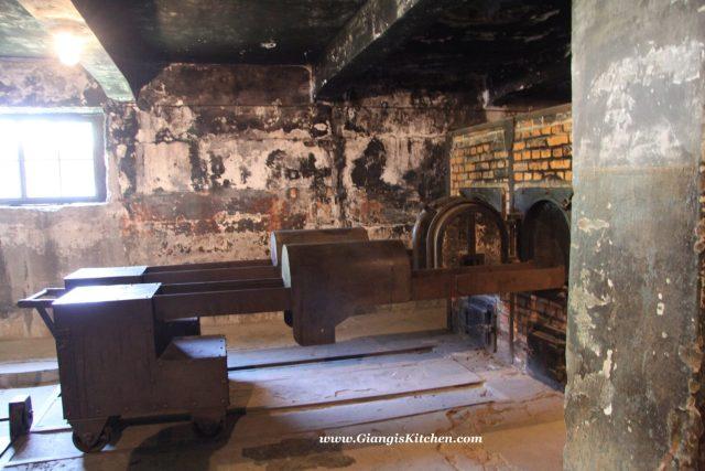 cremation room