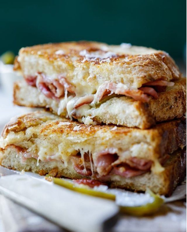 bacon jalapeno grilled cheese